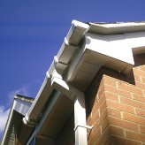 Fascia and guttering revived