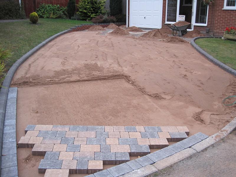 Driveway block paving | MR Builders